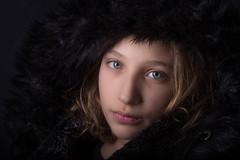 Reka (RobertFenyo) Tags: portrait lowkey girl