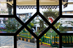 Door view (Karthikeyan.chinna) Tags: karthikeyan chinnathamby chinna canon canon5d canon5dmarkiii nature window pattern travel green color abstract ooty india south tamilnadu