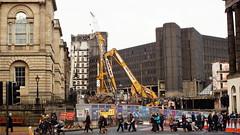Edinburgh's most unloved buildings (smcneem) Tags: stjames edinburgh brutalistarchitecture uglybuildings demolition