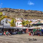 Plaza de la Musica Square, Puerto de Mogan, Gran Canaria, Spain - 4826 thumbnail