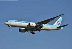 Korean Air Cargo   Boeing B777-FB5   HL8285 (Marco Montrasio) Tags: hl8285 b777f triple seven mxp limc milano malpensa korean air cargo b777fb5