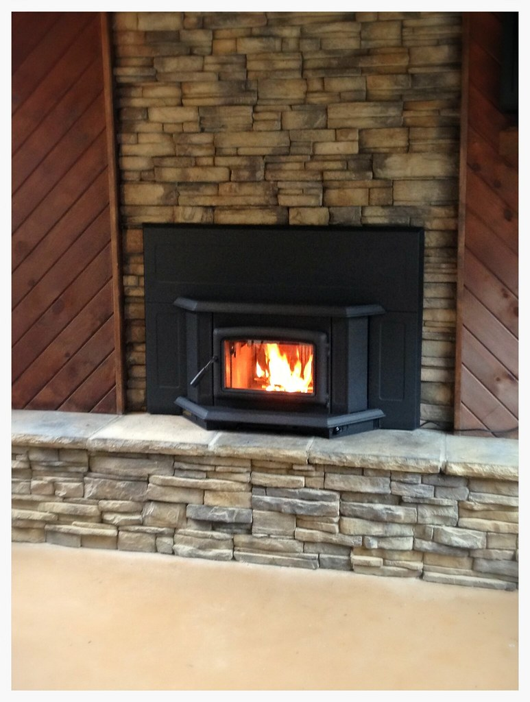 Pacific Energy Super Woodstove Insert. Signal Mtn. Tn.