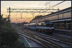 22-08-2015, Haarlem, EETC 1252 + Panorama Rail Restaurant (Koen langs de baan) Tags: