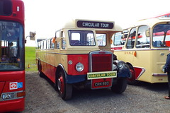 012-03 (Ian R. Simpson) Tags: tiger ps2 southport leyland opentop ribble burlingham merseysidetransport southportcorporation crn993
