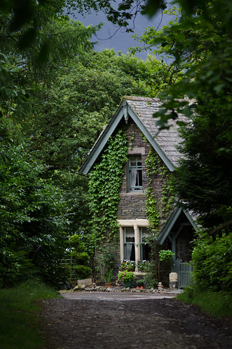 Fairytale house in the Lake district ©  Still ePsiLoN