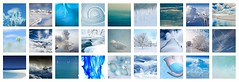Gallery: Scenes out of a dream...blue&white (Argyro Poursanidou) Tags: christmas blue sea sky white mountain lake snow plant flower bird net ice beach nature water architecture clouds river boat swan gallery heart bokeh balloon dream n collection bubble cave tulle finery