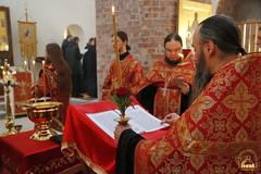 008. Patron Saints Day at the Cathedral of Svyatogorsk / Престольный праздник в соборе Святогорска
