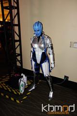 Liara (darkwingzerotwo) Tags: cosplay pax asari liara masseffect paxprime2015