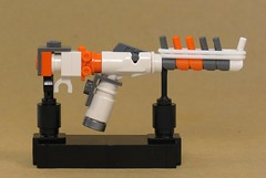 Pew Pew (Grantmasters) Tags: gun lego district 9
