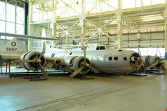 Pacific Aviation Museum,Pearl Harbor,Hawaii, 30Sep15.07 (Pervez 183A) Tags: hawaii oahu crash landing b17 ww2 pearlharbor boeing flyingfortress newguinea pacificaviationmuseum