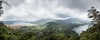 Lagos Buyan & Tamblingan (Sitoo) Tags: bali panorama lake verde green clouds forest indonesia cloudy lakes bosque panoramica nubes nublado danau hugin buyan canon24105mmf4l tamblingan