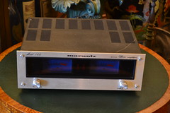 "MARANTZ 140 POWER AMPLIFIER. • <a style=""font-size:0.8em;"" href=""http://www.flickr.com/photos/51721355@N02/21501657459/"" target=""_blank"">View on Flickr</a>"