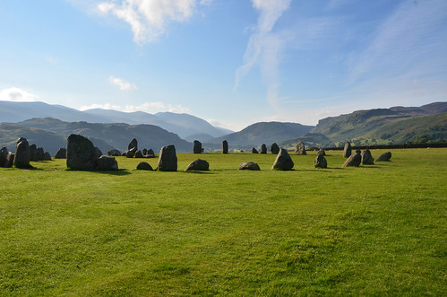 Castleriggs Stone Circle