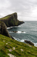 Neist Point, Scotland (piloba_imagines) Tags: lighthouse skye point scotland isle neist