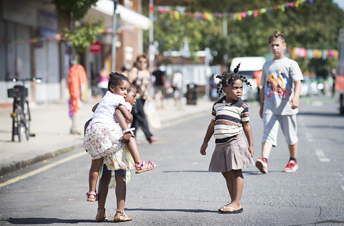 Northumberland Park Street Party