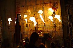 Pyrophonic Ensemble Berlin (dvanzuijlekom) Tags: amsterdam festival fire adm explosion august flame vuur 2015 explosie canonef35mmf14lusm eddieegal hornweg canoneos5dmarkiii bastiaanmaris berlinerpyrophoniker amsterdamschedroogdokmaatschappij admblijftfestival admblijft jefffunt jeffreyfunt pyrophonicensembleberlin