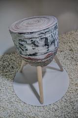 nawijka na popcornie (PanMajster) Tags: paper pentax seat popcorn roller roll papier k5 siedzenie nawijka