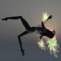 Wind Rider Sirocco (Spyralle) Tags: mask mesh fantasy fractal windrider sirocco spyralle