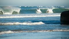 Report session Capbreton La Piste (Trialxav) Tags: report session capbreton la piste surf surfing surfer bodyboard wave tube barrel forgaia