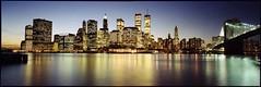 New York Skyline. 1984