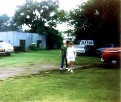 Lawanda Jean Kissell and Maxine Boswell - Ardmore, Oklahoma 1989 (ataribravo1) Tags: max oklahoma jean 1989 ardmore maxine boswell lawanda kissell