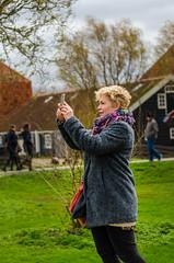 _DML1500 (duncen.mcleod) Tags: windmill ren marken zaanseschans molens paardvanmarken oudehuisjes