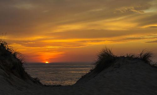 Puesta de sol Vila Nova de Milfontes