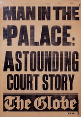 Suffrage in the press: Man in the Palace8 Jun 1914