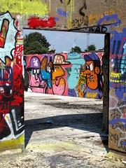 street art Ghent bicycle safari august 2015 (_Kriebel_) Tags: street urban art grafitti belgium belgique belgica ghent gent gand urbain kriebel belgin uploadedviaflickrqcom