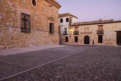 La Plaza. El Toboso (MigueR) Tags: espaa fuji toledo castillalamancha eltoboso xt1