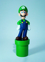 "Luigi Figure • <a style=""font-size:0.8em;"" href=""http://www.flickr.com/photos/68047786@N02/23241634423/"" target=""_blank"">View on Flickr</a>"