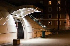 Triangeln trainstation by night (Infomastern) Tags: nightphotography station night streetphotography bynight trainstation malm natt geolocation triangeln tgstation gatufoto nattfotografering geocity camera:make=canon exif:make=canon exif:focallength=50mm geocountry geostate exif:aperture=20 exif:isospeed=1600 camera:model=canoneos760d exif:model=canoneos760d exif:lens=ef50mmf18stm