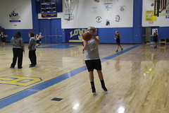 11-24-15 Varsity Girls Basketball Practice By Brody Goucher (thelowrybrand) Tags: thebrand thelowrybrand lowryhighschool lowry physical education