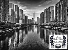 Trump Tower & Chicago River Skyline M - 2014 Black & White Spider Awards (Mabry Campbell) Tags: blackandwhite bw panorama usa chicago reflection building water monochrome skyline architecture skyscraper buildings reflections river photography us photo illinois downtown cityscape photographer skyscrapers unitedstates image pano unitedstatesofamerica fineart award competition september il photograph awards trumptower chicagoriver campbell fineartphotography 2014 tiltshift architecturalphotography commercialphotography 2013 architecturephotography aquabuilding aquatower tse24mmf35l fineartphotographer architecturalphotographer houstonphotographer architecturephotographer spiderawards mabrycampbell blackwhitespiderawards