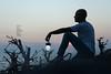 La luce migliore dura poco (Paolo Martinez) Tags: portrait holiday beach elba mood paolo outdoor emotive vacanze 6d 24105mm peopleenjoyingnature