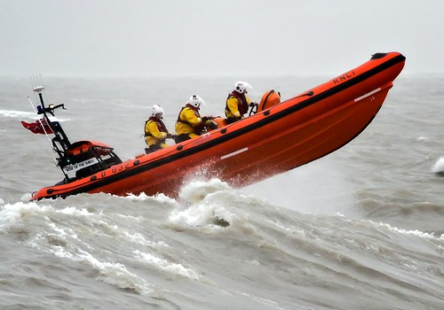 Porthcawl Lifeboat - Atlantic 85
