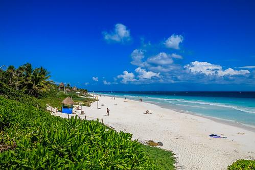 Tulum playa