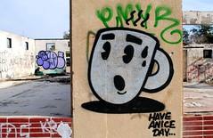 Niland, California (Cragin Spring) Tags: niland nilandca nilandcalifornia california southerncalifornia abandoned graffiti coffee cup haveaniceday building ca steam unitedstates usa unitedstatesofamerica