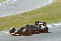 Ayrton Senna - Lotus 98T Renault 1.5 V6t (Noodles Photo) Tags: germangrandprix1986 groserpreisvondeutschland1986 ayrtonsenna lotus98t formel1 formulaone lotus98trenault15v6t lotus98trenault jps rennwagen racing autorennen