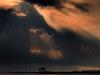 Stairs from the Heaven !! (Lopamudra !) Tags: lopamudra lopamudrabarman lopa nameeree nameri assam india nationalpark jungle forest sunset sundown twilight clouds cloud sky skyscape sun sunlight ray rays shine sunshine drama dramatic river landscape tree