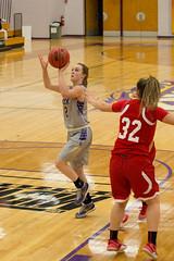 Women's Basketball 2016 - 2017 (Knox College) Tags: knoxcollege prairiefire women college basketball monmouth athletics sports indoor team basketballwomen201735612