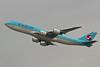 HL7633 B747 Korean Air (Paul Rowbotham) Tags: hl7633 korean kal 748 boeing jumbo koreanair