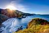 Point Lobos Sunrise (Strange Quark) Tags: carmel pointlobos statereserve california sunrise pacificocean winter beach mountains 20161228050678
