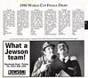 St Mirren vs Heart Of Midlothian - 1989 - Page 19 (The Sky Strikers) Tags: st mirren heart of midlothian hearts love street bq scottish premier league official match magazine 80p