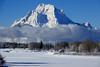 Magestic Mt Moran 2 (DigitalSmith) Tags: tetons grandtetonnationalpark mountains wyoming