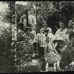 Archiv K426 Eine Bäckersfamilie im Südharz, 1920er thumbnail