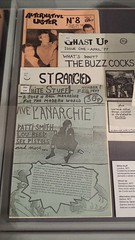 (Stuart Frost) Tags: punk fanzine strangled magazine 1976