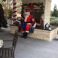 Neptune Society San Antonio, TX - Fisher House Holiday Party / Visit with Santa