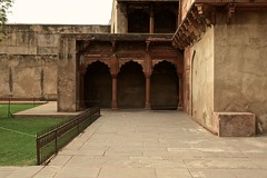 Red Fort (Pavan Chavda) Tags: india travel redfort agra pavanchavda fujifilmx10 light shadows architecture building 16thcentury agrafort