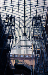 BRADBURY BUILDING 2016 (RestInPaint) Tags: sadgas a7 sony ilce zeiss blade runner dystopia cyberpunk scifi restinpaint ghettoplastic architecture los angeles la